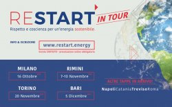 Restart e Delta Dore in tour